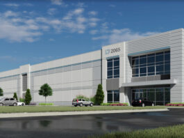 industry center at melrose rendering