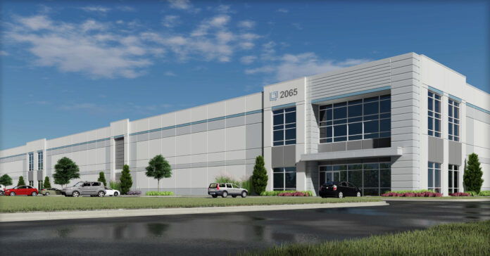 industry center at melrose rendering