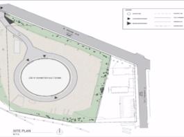 salt dome site plan