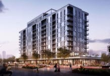 gateway apartments rendering