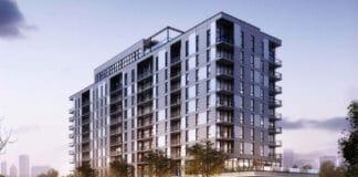 gateway apartments rendering