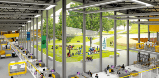 Chicago parks campus image