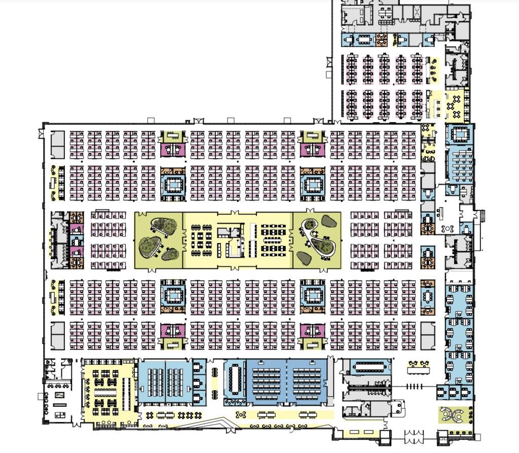 discover target floor plan