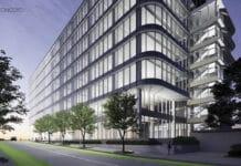 Life Sciences Building rendering