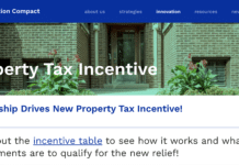 preservation compact property tax page